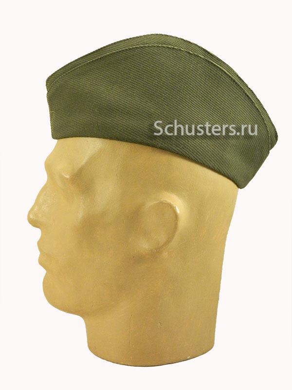 Wool pilotka M1942 for officers (Пилотка полушерстяная для комначсостава обр. 1942 г. ) M3-027-G