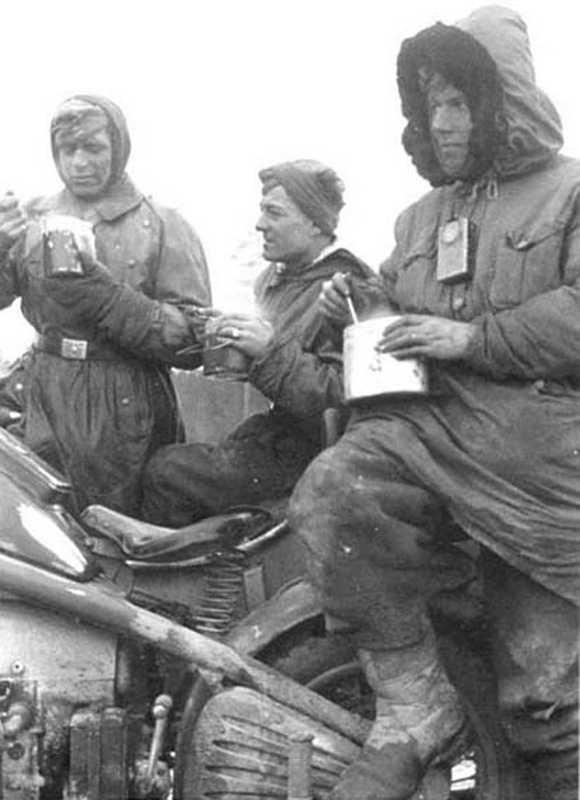 Производство и продажа Анорак зимний Ваффен СС, (Windblusen) 1-й образец M4-076-U с доставкой по всему миру