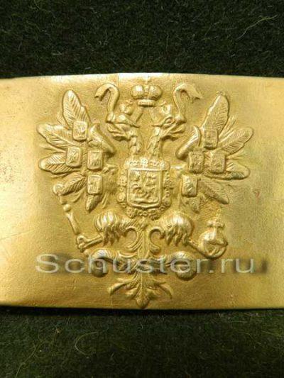 Производство и продажа Бляха поясная для нижних чинов пехоты обр.1907 г. M1-019-S с доставкой по всему миру