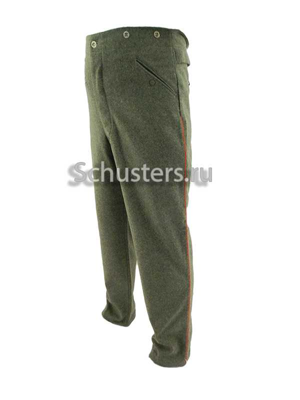 M1907/10 WOOL TROUSERS FOR FIELD UNIFORMS (Брюки полевые М1907/10) M2-006-U