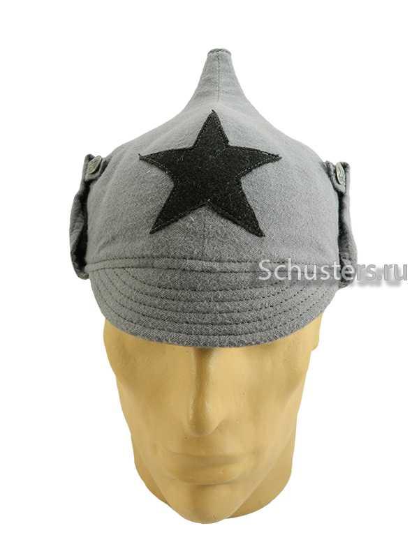 Производство и продажа Буденовка (зимний шлем) байковая обр. 1927 г. (технические войска) M3-008-Gb с доставкой по всему миру