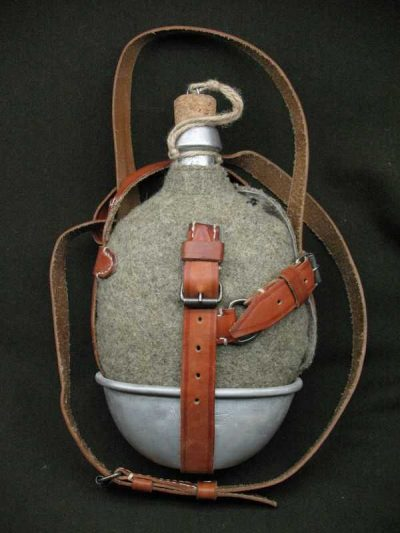 Производство и продажа Чехол для носки алюминиевой водоносной фляги. Приказ по ВВ 1909 г. M1-018-S с доставкой по всему миру