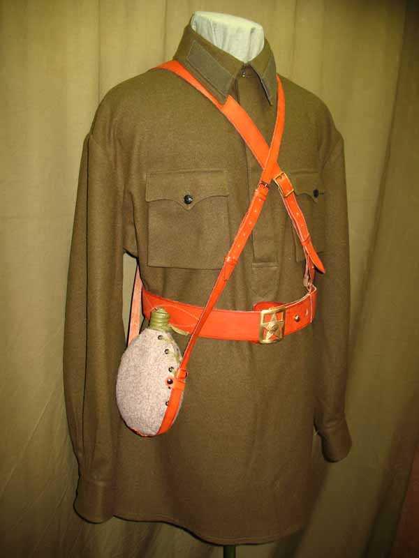 Производство и продажа Чехол суконный на флягу для комначсостава M3-056-S с доставкой по всему миру