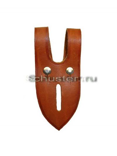 BINOCULAR BUTTONING FLAP (Фиксатор для бинокля (Anknopflasche fur Doppelfernrohr)) M4-027-S
