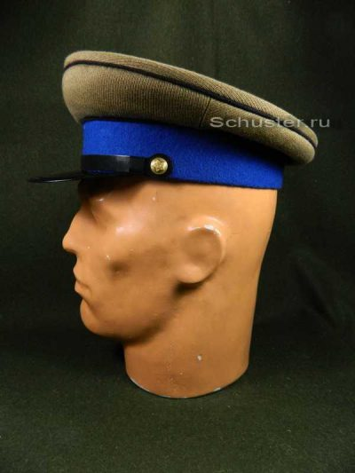Производство и продажа Фуражка для рядового и комначсостава обр. 1936 г. (кавалерия) M3-045-G с доставкой по всему миру