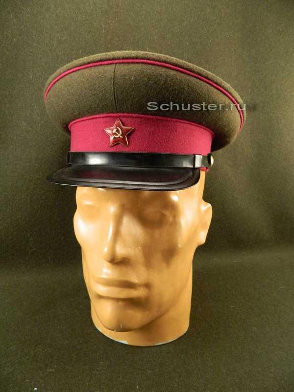Производство и продажа Фуражка для рядового и комначсостава обр. 1936 г.(пехота) M3-032-G с доставкой по всему миру