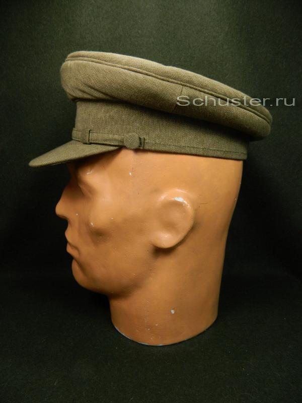 M1926 VIZOR CAP FOR NON-COMBATANT COMMAND PERSONNEL (FIELD) (Фуражка обр. 1926 г. для нестроевого начсостава (защитная)) M3-043-G