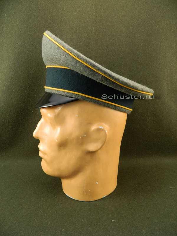 VISOR CAP M1933-45 (cavalry) (Фуражка обр. 1933-45 гг. (кавалерия) (Schirmmutze)) M4-039-G
