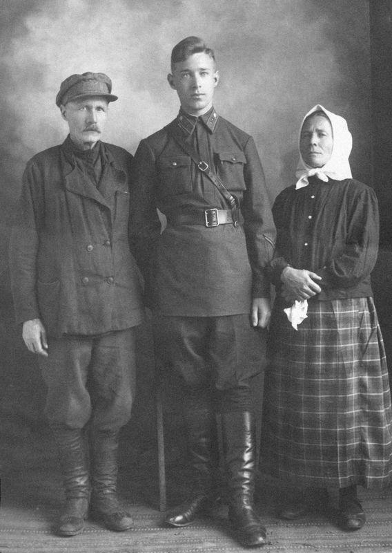 Gimnasterka (Wool) for Officers RKKA 1935 (Гимнастерка (рубаха) суконная для комначсостава обр. 1935 г. ) M3-033-U