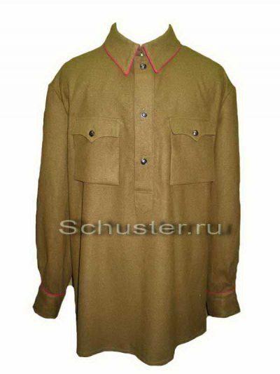 Производство и продажа Гимнастерка (рубаха) суконная для комначсостава обр.1937 г. (НКВД) M3-008-U с доставкой по всему миру