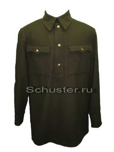 Производство и продажа Гимнастерка (рубаха) суконная для рядового состава обр. 32/35 г. (НКВД) M3-045-U с доставкой по всему миру