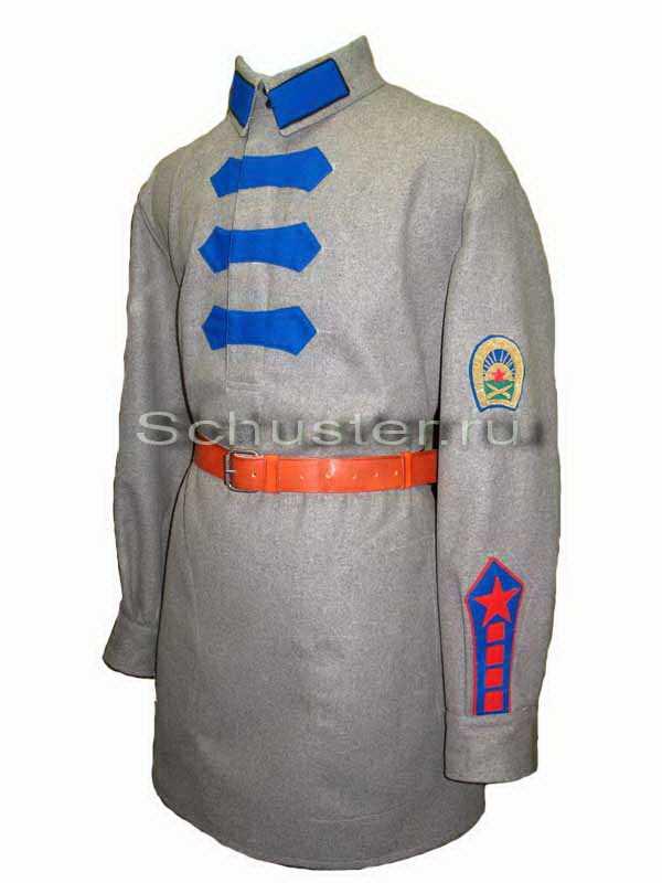 Производство и продажа Гимнастерка (рубаха суконная) обр.1922 г. (кавалерия) M3-001-U с доставкой по всему миру