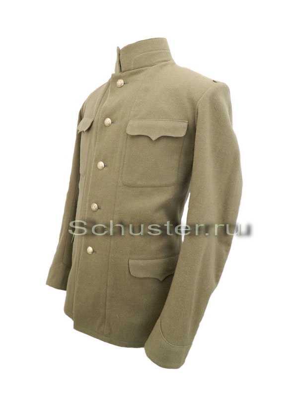 Производство и продажа Китель офицерский походный обр.1907 г. (для кавалерии) M1-032-U с доставкой по всему миру