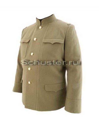 Производство и продажа Китель офицерский походный обр.1907 г. (для пехоты) M1-045-U с доставкой по всему миру