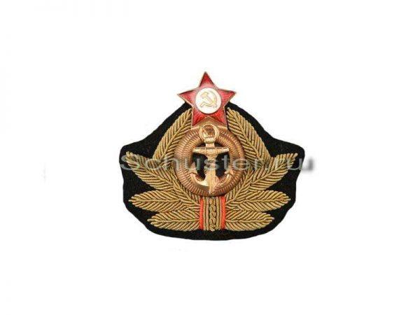 Cockade on the hat commanders of the Navy (seafarers) (Кокарда на фуражку командного состава РКВМФ (плавсостав)) M3-003-Z