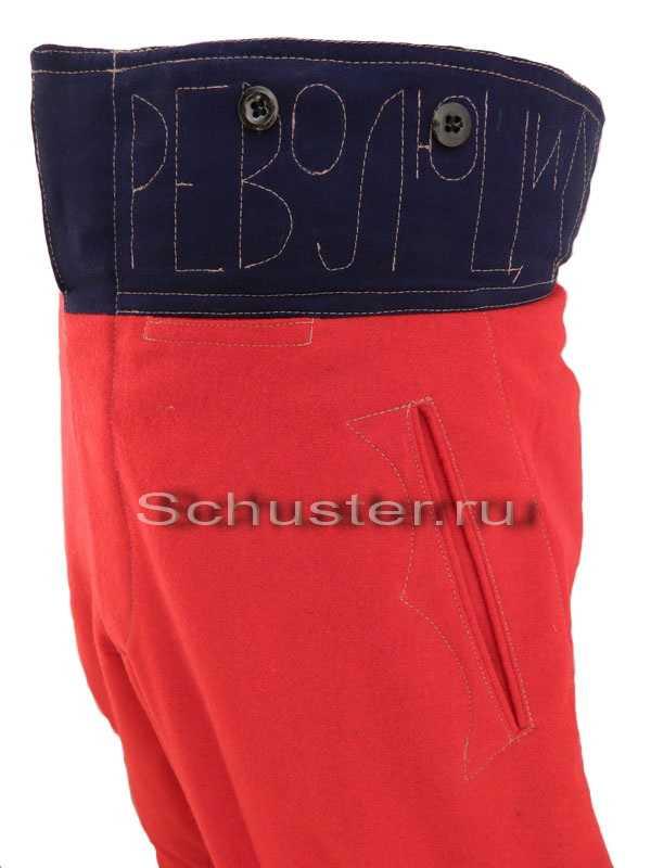 Производство и продажа Красные революционные шаровары M3-074-U с доставкой по всему миру