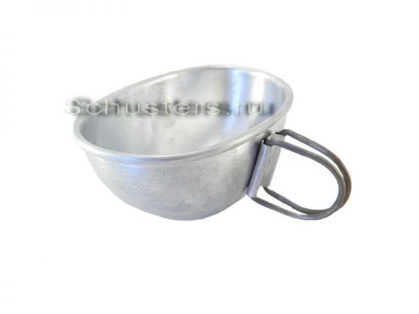 Производство и продажа Кружка алюминиевая для чая обр.1909 г. M1-069-S с доставкой по всему миру