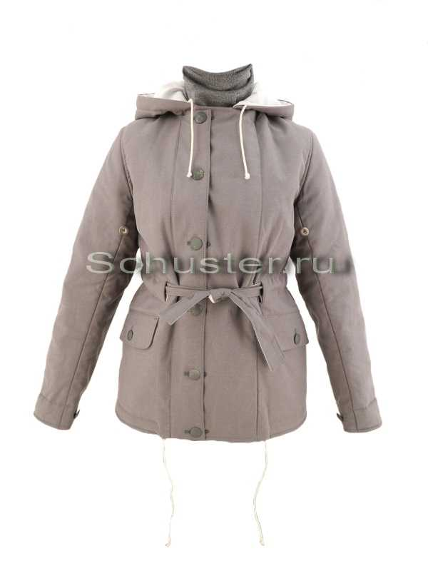FIELD-GREY/WHITE REVERSIBLE WINTER PARKA (Куртка зимняя двусторонняя обр. 1942 г. (Tarnungs Jacke fur Winter)) M4-023-U