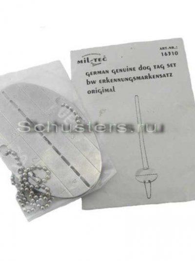 Производство и продажа Личный жетон. Бундесвер M6-110-S с доставкой по всему миру