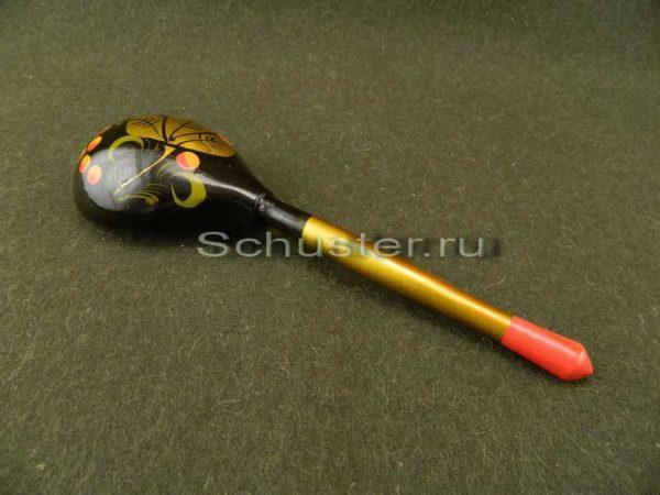 Производство и продажа Ложка деревянная с узором. M1-005-R с доставкой по всему миру