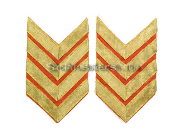 Sleeve insignia of Commander of the 2nd rank army 1935 (Нарукавные знаки командарма 2-го ранга обр. 1935 г. ) M3-321-Z