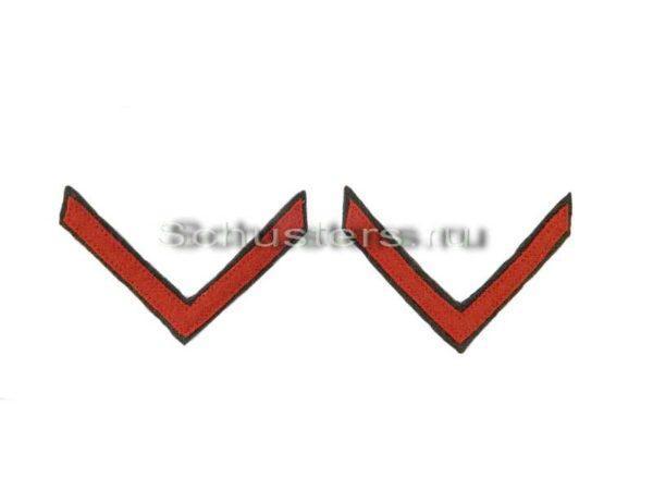 Производство и продажа Нарукавные знаки младшего лейтенанта обр.1935 г. M3-289-Z с доставкой по всему миру