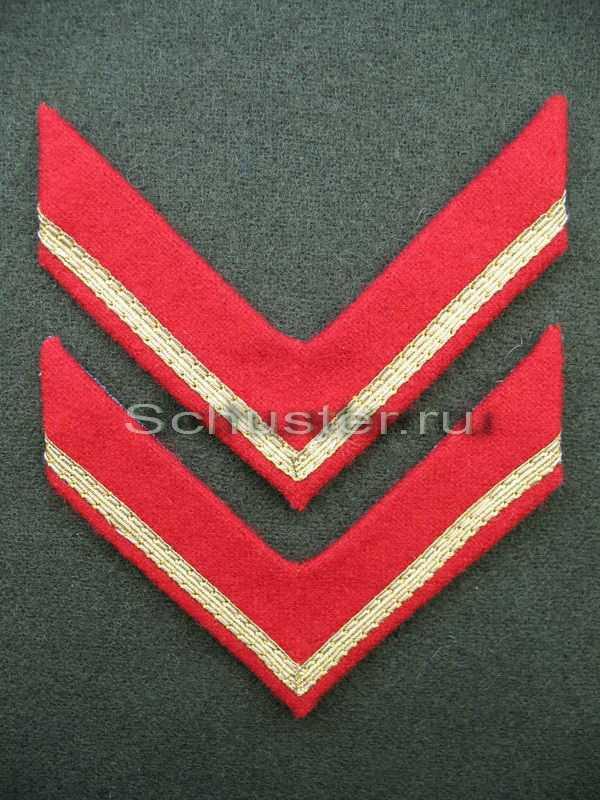 Sleeve insignia of Jr Lieutenant 1940 (Нарукавные знаки младшего лейтенанта обр. 1940 г. ) M3-050-Z