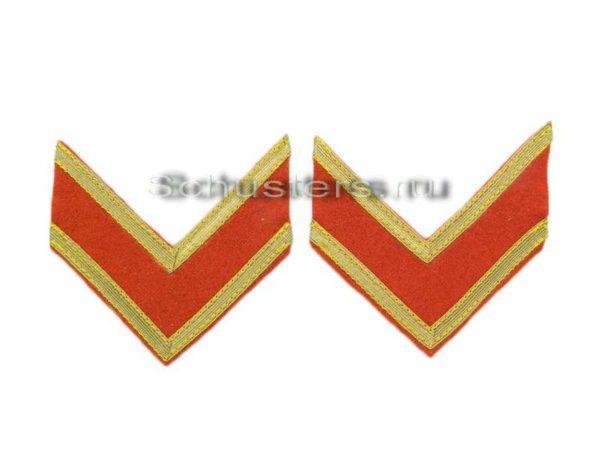 Sleeve insignia of Colonel 1935 (Нарукавные знаки полковника обр. 1935 г. ) M3-317-Z