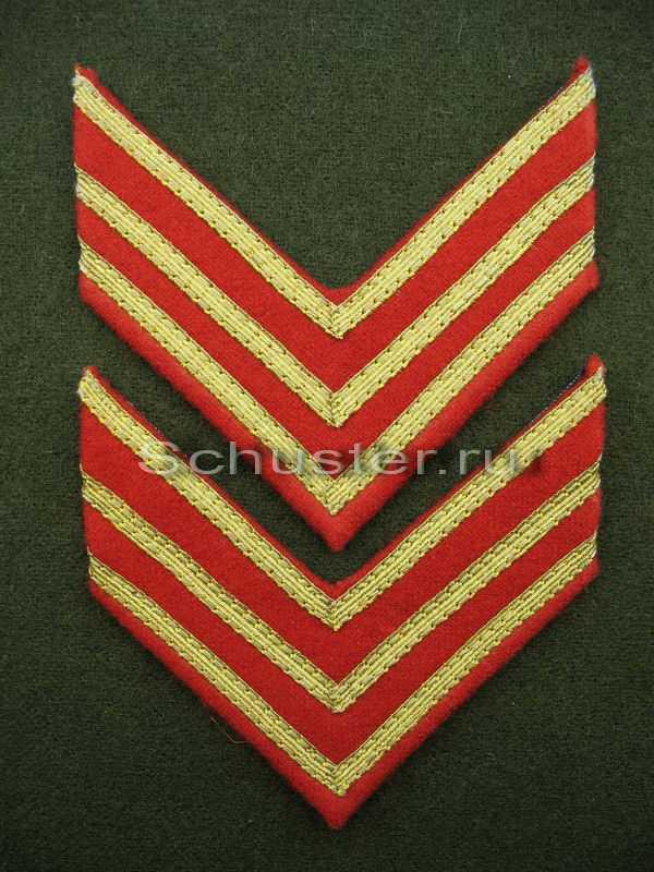 Sleeve insignia of Sr Lieutenant 1940 (Нарукавные знаки старшего лейтенанта обр. 1940 г. ) M3-107-Z