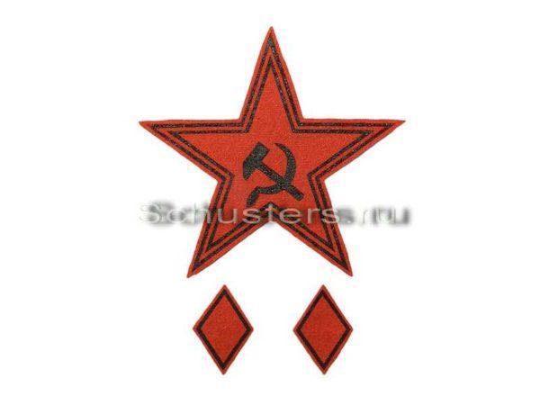 Производство и продажа Нарукавный знак обр. 1919 г. (начальника дивизии) M3-325-Z с доставкой по всему миру