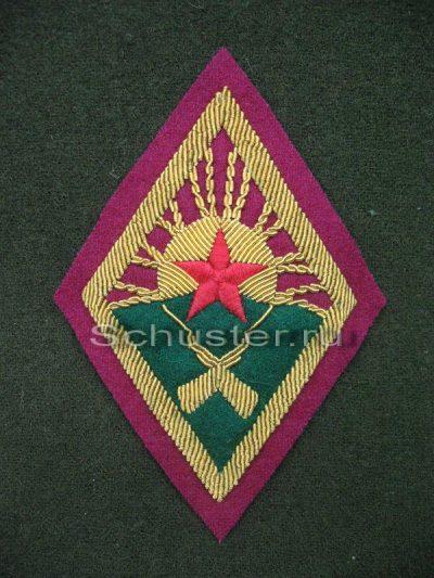 Производство и продажа Нарукавный знак обр. 1920-24 гг. (пехота) M3-031-Z с доставкой по всему миру
