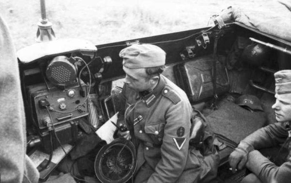 Производство и продажа Нарукавный знак связиста горных стрелков M4-153-Z с доставкой по всему миру