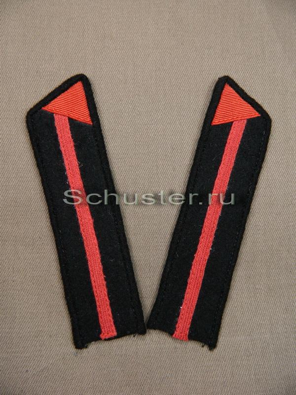 Производство и продажа Петлицы гимнастерочные курсантов полковой школы младших командиров (химические войска) M3-192-Z с доставкой по всему миру