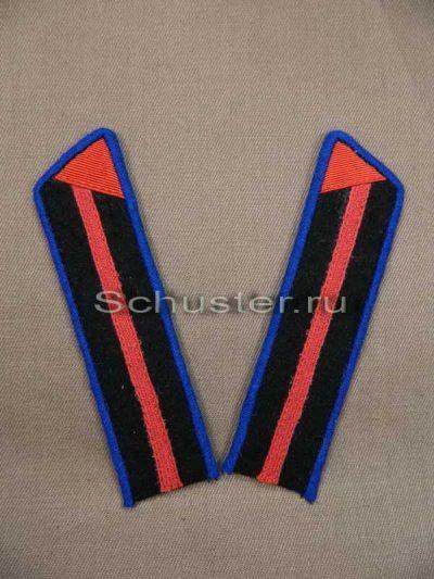 Производство и продажа Петлицы гимнастерочные курсантов полковой школы младших командиров (технические войска) M3-191-Z с доставкой по всему миру