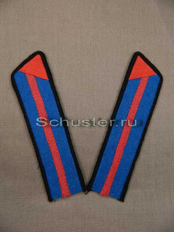 Производство и продажа Петлицы гимнастерочные курсантов полковой школы младших командиров (ВВС) M3-193-Z с доставкой по всему миру