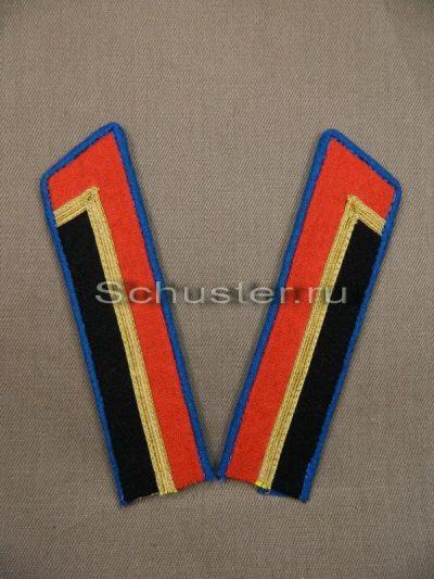 Производство и продажа Петлицы гимнастерочные курсантов военных училищ образца 1940 г.(служба военных сообщений и железнодорожных войск) M3-168-Z с доставкой по всему миру