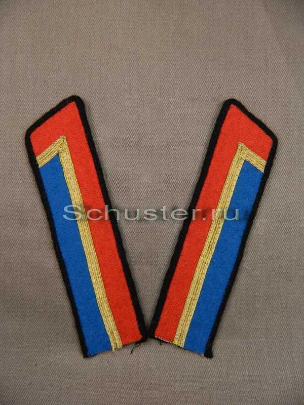 Производство и продажа Петлицы гимнастерочные курсантов военных училищ образца 1940 г.(ВВС) M3-124-Z с доставкой по всему миру