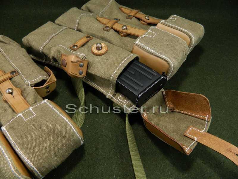 MP43-44/StG44 ASSAULT RIFLE AMMO POUCH (Подсумки для магазинов к MP44-Stg (Sturmgewehr-Magazintaschen)) M4-057-S
