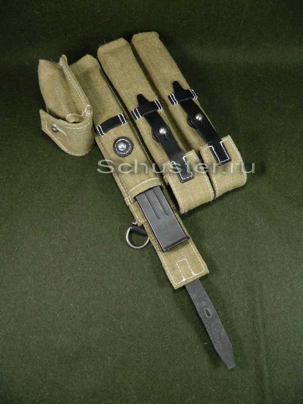 MP38/40 AMMO POUCH (LEFT) (Подсумок для магазинов к МР38/40 (левый) (Maschinenpistole-Magazintaschen)) M4-059-S