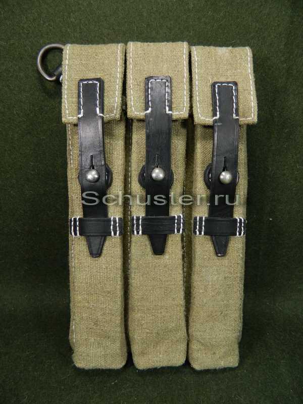 Производство и продажа Подсумок для магазинов к МР38/40 (правый) (Maschinenpistole-Magazintaschen) M4-058-S с доставкой по всему миру