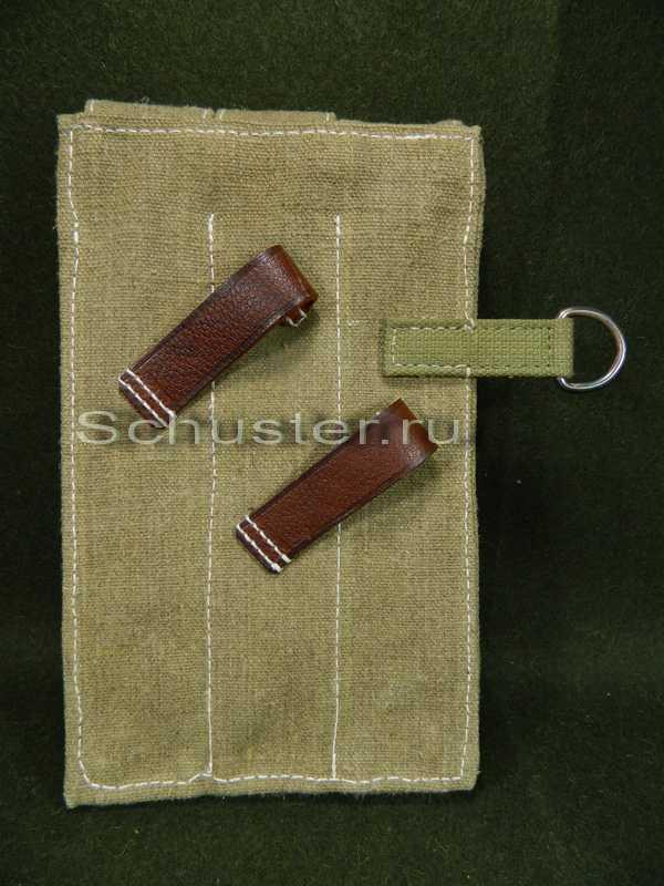 Производство и продажа Подсумок для магазинов к МР38/40 (правый) (Maschinenpistole-Magazintaschen) M4-064-S с доставкой по всему миру