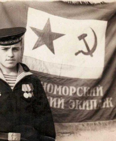 Производство и продажа Погончики краснофлотца на фланку (Черноморский флот) M3-391-Z с доставкой по всему миру