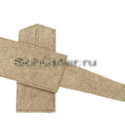 Shoulder straps of lower rank in the greatcoat (Погоны нижнего чина на шинель)-02