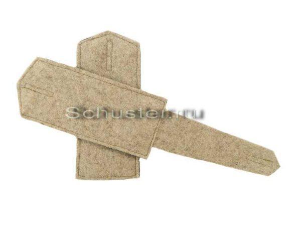 Shoulder straps of lower rank in the greatcoat (Погоны нижнего чина на шинель) M1-059-Z