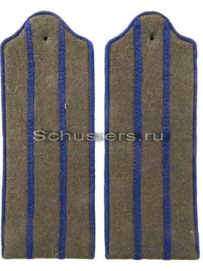 Производство и продажа Погоны полевые офицерские обр. 1943 г. (старшего начальствующего состава государственной безопасности) M3-156-Z с доставкой по всему миру