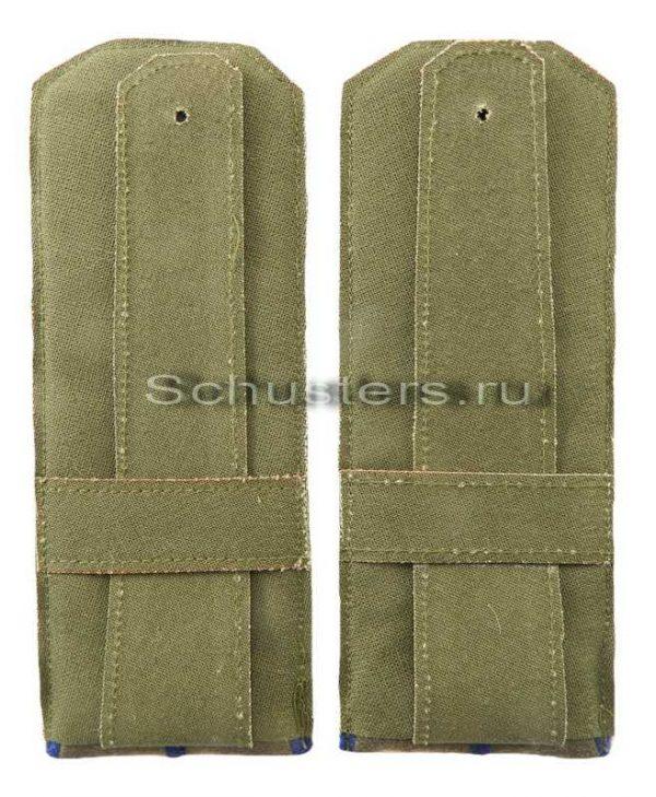 BOARDS SHOULDERFIELD FOR OFFICERS (LIEUTENANT- CAPTAIN) State Security 1944 (Погоны полевые офицерские обр. 1944 г. (среднего начальствующего состава государственной безопасности)) M3-294-Z