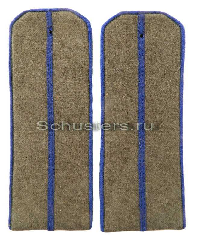 BOARDS SHOULDERFIELD FOR OFFICERS (LIEUTENANT- CAPTAIN) State Security 1944 (Погоны полевые офицерские обр. 1944 г. (среднего начальствующего состава государственной безопасности)) M3-294-Z