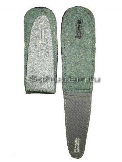 EM'S SHOULDER STRAPS M1935 (PIONEER) (Погоны рядового состава обр. 1935 г. (саперные батальоны)) M4-008-Z