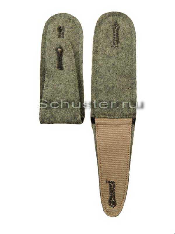 WAFFEN-SS INFANTRY EM'S SHOULDER STRAPS (Погоны рядового состава СС (эсэсман, пехоты)) M4-011-Z