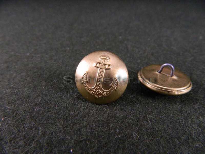 BUTTON TO UNIFORM NAVY (22 mm) (Пуговица большая форменная к обмундированию личного состава РКВМФ) M3-043-F